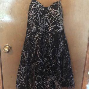 GB- homecoming dress